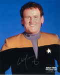 Colm Meaney, DS9, Star Trek, Law Abiding Citizen, Genuine Autograph 11115